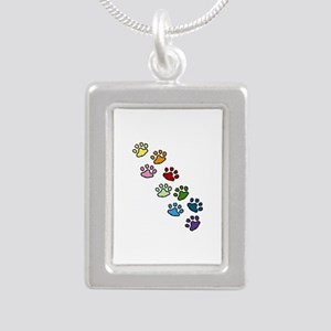 Paw Prints Necklaces