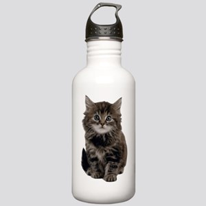 Adorable cute kitty Water Bottle