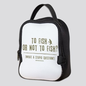ToFish1 Neoprene Lunch Bag