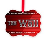 Build The Wall Ornament