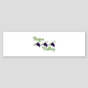 Napa Valley Bumper Sticker