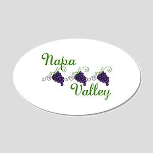 Napa Valley Wall Decal