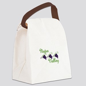 Napa Valley Canvas Lunch Bag