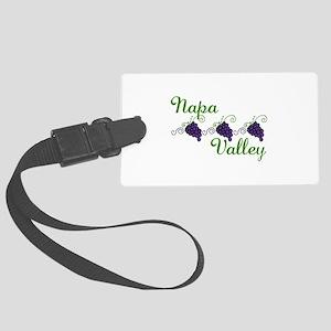 Napa Valley Luggage Tag