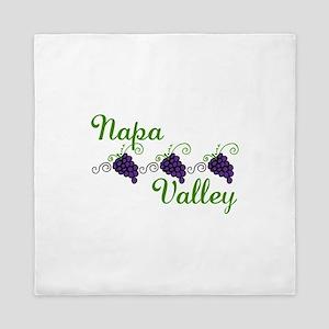 Napa Valley Queen Duvet