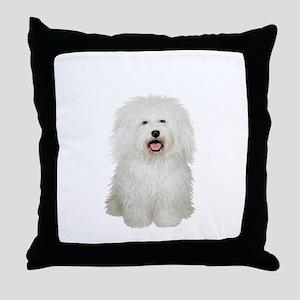 Bolognese #2 Throw Pillow