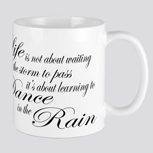 Dancing in the Rain Mugs