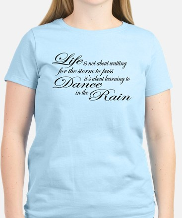 Dancing in the Rain T-Shirt