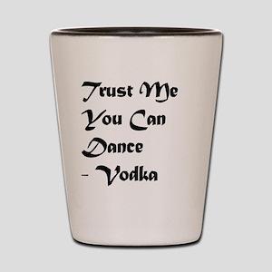Good Guy Vodka Shot Glass