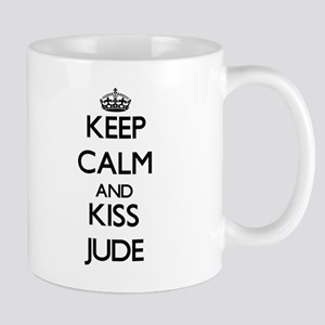 Keep Calm and Kiss Jude Mugs