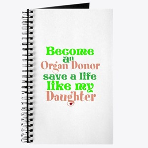 Personalize , Save A Life Journal
