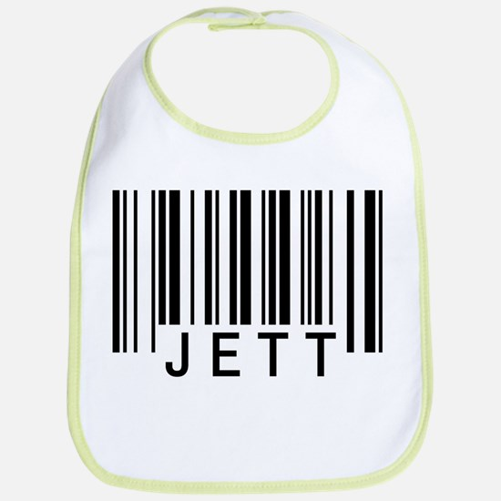 Jett Barcode Baby Bib