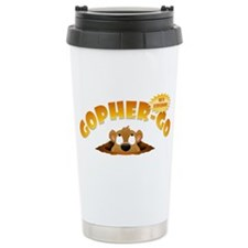 Gopher-Go Travel Mug