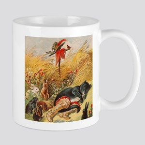 Puss in Boots Child Story Mugs