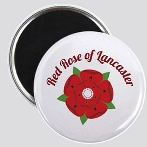 Rose Of Lancaster Magnets