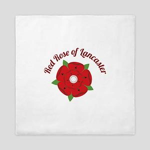 Rose Of Lancaster Queen Duvet