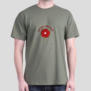 Rose Of Lancaster T-Shirt