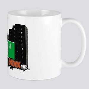 Ryer Av, Bronx, NYC Mug