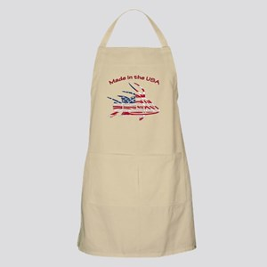 Made in the USA Tribal Hogfish Apron