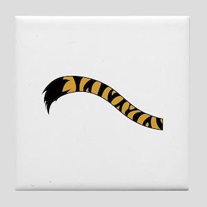 Tiger Tail Tile Coaster
