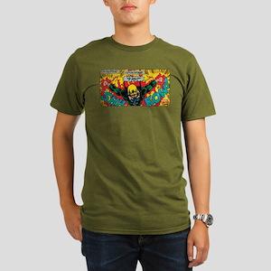 Iron Fist Organic Men's T-Shirt (dark)