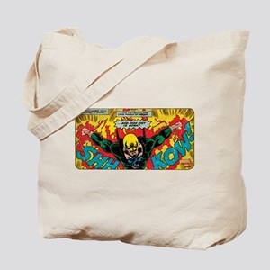 Iron Fist Tote Bag