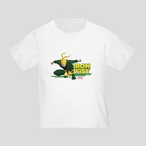 Marvel Iron Fist Toddler T-Shirt