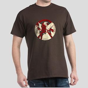 Marvel Hydra: Broken Shield Dark T-Shirt