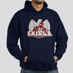 Marvel Agents of S.H.I.E.L.D. Hoodie (dark)