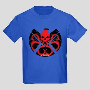 S.H.I.E.L.D. Hydra Kids Dark T-Shirt