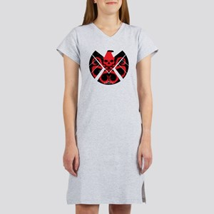 S.H.I.E.L.D. Hydra Women's Nightshirt