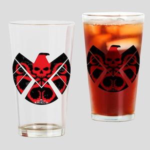 S.H.I.E.L.D. Hydra Drinking Glass