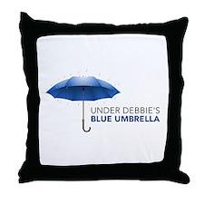 UDBU Throw Pillow