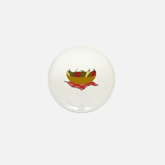 Peppers Mini Button