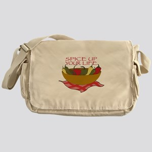 Spice Up Your Life Messenger Bag