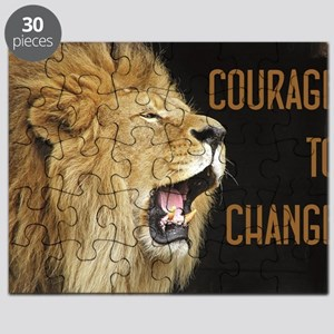 Courage To Change Puzzle