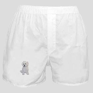 Bolognese Puppy Boxer Shorts