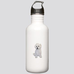 Bolognese Puppy Stainless Water Bottle 1.0L