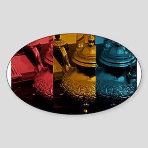 Moroccan TeaPot Sticker