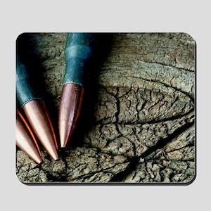 Bullets  Mousepad