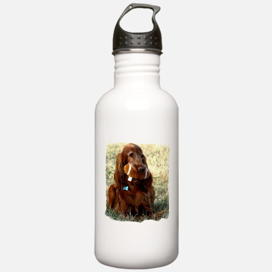 Conley Football Water Bottle