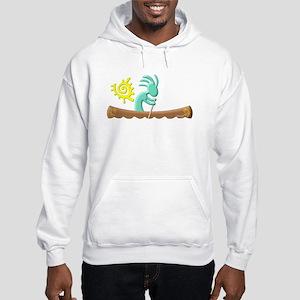 Canoe Hooded Sweatshirt