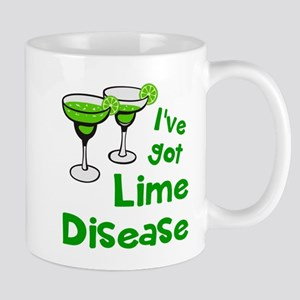 Lime Disease Mugs