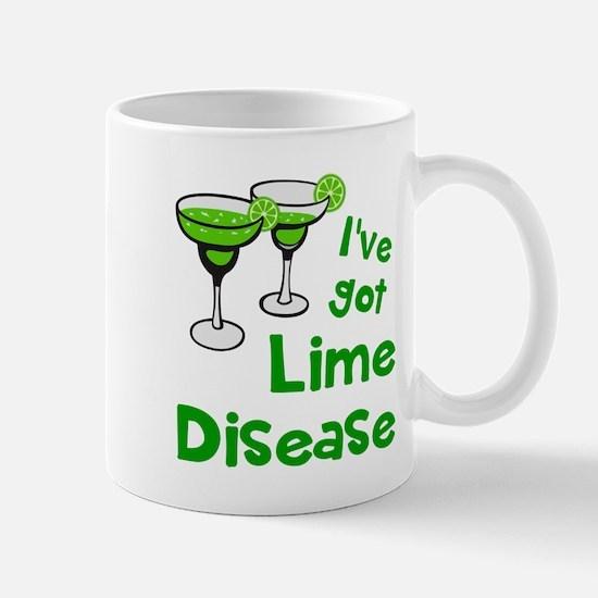 Lime Disease Mugs
