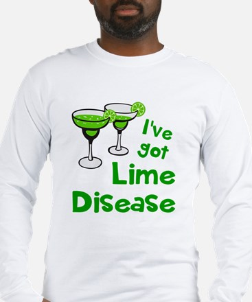 Lime Disease Long Sleeve T-Shirt