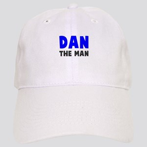 Dan the man Baseball Cap
