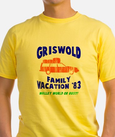 Griswold Family Vaca Retro T-Shirt