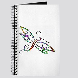 Colorful dragonfly Journal