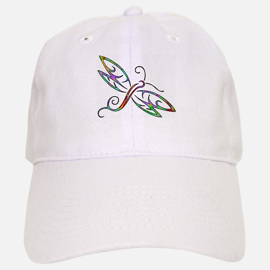 Colorful dragonfly Baseball Baseball Baseball Cap
