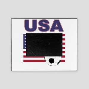 USA soccer Picture Frame
